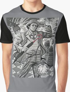The Seventh Doctor Graphic T-Shirt