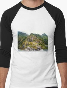 Fox Glacier Men's Baseball ¾ T-Shirt