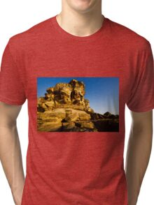 Rock Face Tri-blend T-Shirt