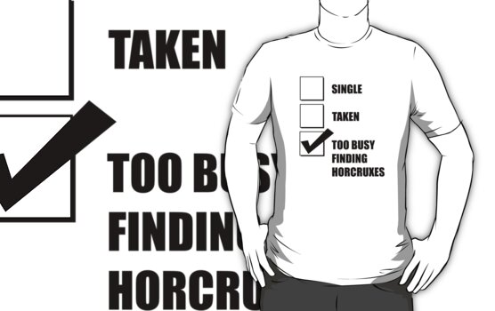 Single, Taken, Too Busy Finding Horcruxes! by ScottW93