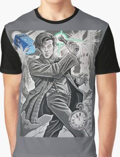 The Eleventh Doctor Graphic T-Shirt