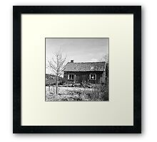 Architecture 11 Framed Print
