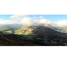 Patterdale in the Lake District National Park, UK Photographic Print