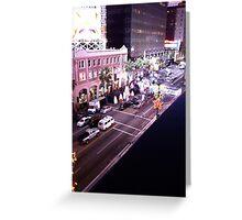 24 Jump Street Movie Set Greeting Card