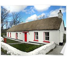 Homestead Donegal Ireland  Poster