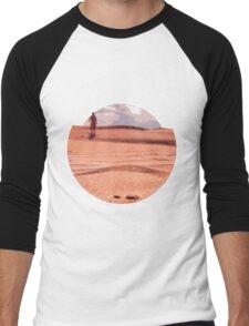 Men in desert Men's Baseball ¾ T-Shirt