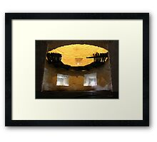 Circle of Protection Framed Print
