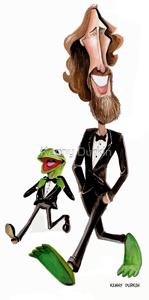 Steppin' Out with Jim and Kermit by Kenny Durkin