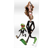 Steppin' Out with Jim and Kermit Poster