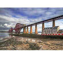 Bridge and RNLI Photographic Print