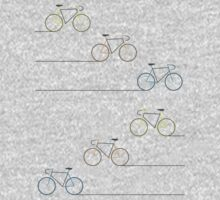 Bicycles by Jim Hough
