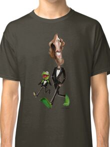 Steppin' Out with Jim and Kermit Classic T-Shirt