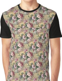 vintage flowers. Graphic T-Shirt