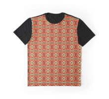 Stripes and diamonds Graphic T-Shirt