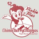Pinkie Pie&#x27;s Chimicherrychangas (Worn Version) (MLP:FiM) by pixel-pie-pro