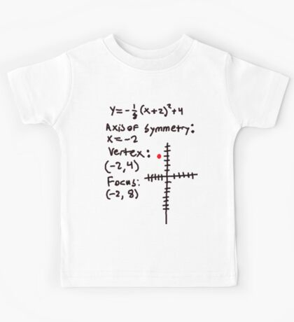 New Math Kids Tee