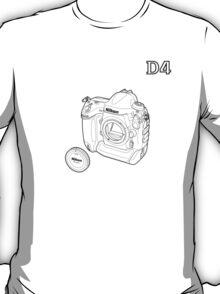 D4 T-Shirt