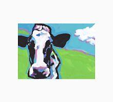 COW COW Bright colorful pop dog art Unisex T-Shirt