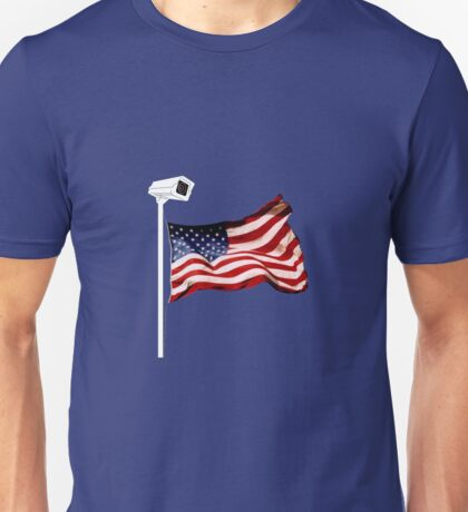 One Nation under... Surveilance! Unisex T-Shirt
