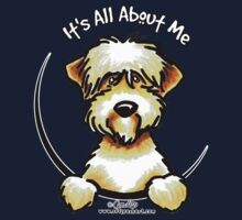 Soft Coated Wheaten Terrier IAAM by offleashart