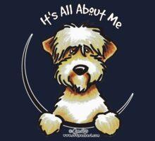 Soft Coated Wheaten Terrier IAAM Kids Tee