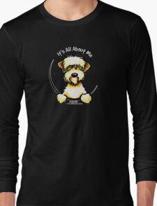 Soft Coated Wheaten Terrier IAAM Long Sleeve T-Shirt