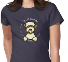 Soft Coated Wheaten Terrier IAAM Womens Fitted T-Shirt