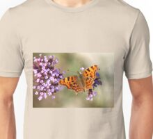 Comma Butterfly Polygonia c-album Unisex T-Shirt