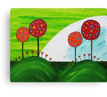 ♥ ♥ ♥ ♥ ♥ Once upon a Time ♥ ♥ ♥ ♥ ♥ Canvas Print