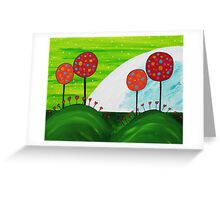 ♥ ♥ ♥ ♥ ♥ Once upon a Time ♥ ♥ ♥ ♥ ♥ Greeting Card