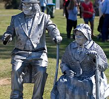 Living Statues by GailD