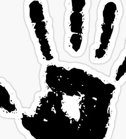 Dark Brotherhood hand Sticker