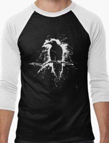Raven Men's Baseball ¾ T-Shirt