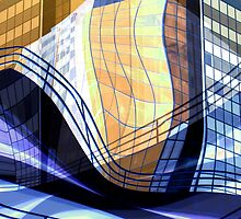 Jasper Ave. #1 by Dennis Carlyle