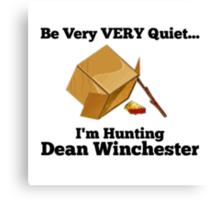 Dean Trap by @nekothesunshine Canvas Print