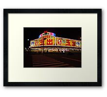 24 hours Framed Print