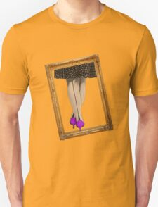 Hot Shoes - Purple! T-Shirt