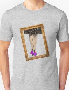 Hot Shoes - Purple! Unisex T-Shirt