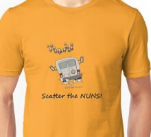 Scatter the nuns Unisex T-Shirt