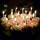 Birthday Cupcakes by Jane Neill-Hancock