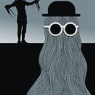 Cousin Itt by Matt Mawson
