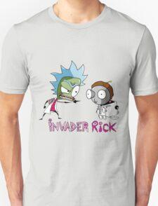 invader rick T-Shirt