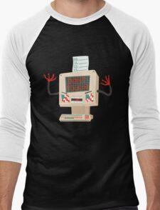 DON'T TOUCH ME! Men's Baseball ¾ T-Shirt