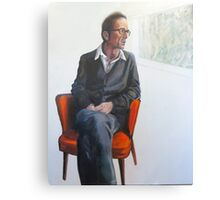 The Writer -2012 Canvas Print