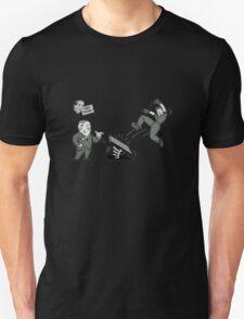 Bioshock - Cyclone Trap Advert T-Shirt