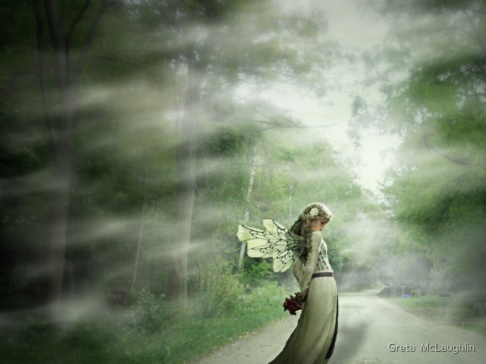 Alone by Greta  McLaughlin
