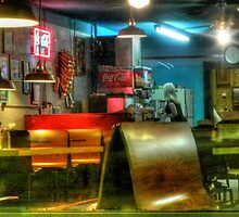 Early Morning Local Diner by bannercgtl10
