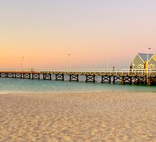 Busselton Jetty - HDR by Peter Yates