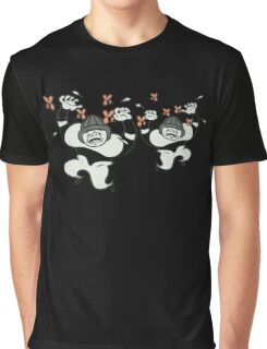 Insect Swarm advert Graphic T-Shirt