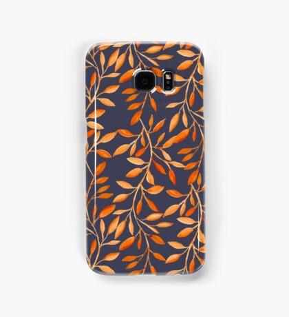Autumn pattern Samsung Galaxy Case/Skin